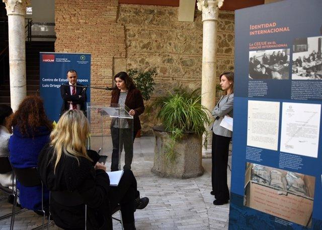 Np Uclm: La Uclm Acoge En Toledo Una Muestra Conmemorativa Del 60º Aniversario D