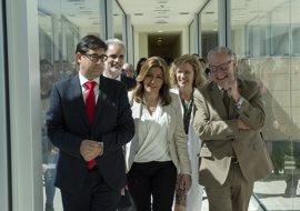 Susana Díaz: La satisfacción ciudadana con los hospitales de alta resolución supera el 95%