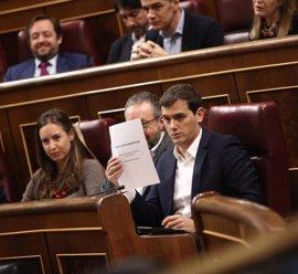 Rivera celebra las infraestructuras anunciadas por Rajoy en Cataluña