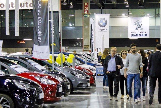 Feria del Vehículo Selección Ocasión de Feria Valencia