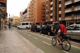 Cs exige informes del uso de carriles-bici antes de crear nuevos trazados