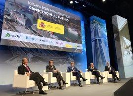 """Ministro de Fomento replica al Gobierno catalán que su inversión en infraestructuras es """"tangible"""""""
