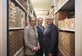 La Hispalense inaugura su Biblioteca General con 130.000 ejemplares y como primer paso del futuro Campus de Humanidades