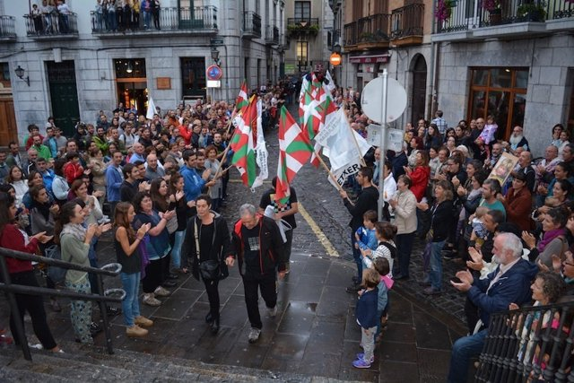 Las víctimas de ETA denuncian que siguen organizando 'ongi etorri'