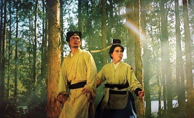 El ciclo de cine Wuxia de Taiwán presentará en el Círculo de Bellas Artes de Mad