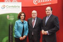 """Cantabria apuesta de forma """"continuada"""" por la responsabilidad social en las empresas"""