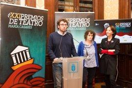 El Teatro Rosalía acoge este miércoles los Premios María Casares