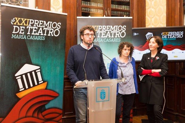28 03 17 Nota Premios María Casares