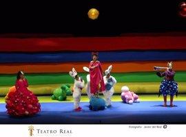 La ópera infantil 'El Gato con Botas' regresa al Teatro Real este sábado 1 de abril