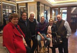 Exconcejales del Ayuntamiento de Logroño muestran su apoyo a Gamarra para presidir el PP riojano