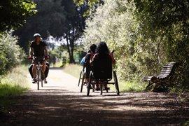 La Diputación de Girona promueve el turismo inclusivo en la Costa Brava y el Pirineo