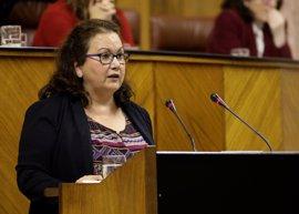La exdiputada de Cs votará 'no' al dictamen de la comisión de formación por eludir la responsabilidad de Susana Díaz