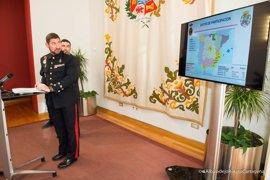 La VIII Ruta de las Fortalezas atrae a participantes de 36 provincias y de cinco países