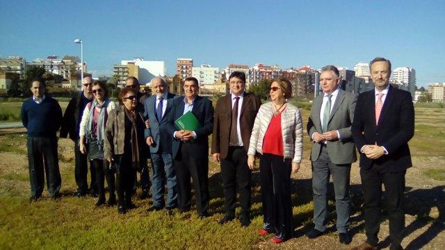 La Junta invertirá cinco millones en un nuevo colegio en Pescadería.