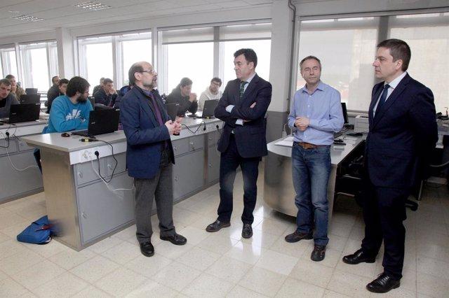 Galiana visita Centros Integrados de Formación Profesional
