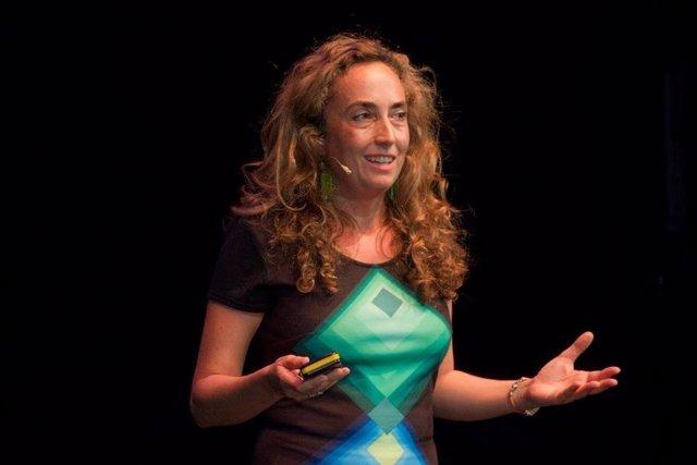 La portavoz de Ciudadanos en la Comunidad Valenciana, Carolina Punset