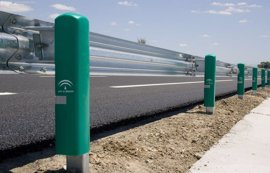 Más de 130.000 firmas piden en el Congreso la sustitución de los guardarraíles de las carreteras