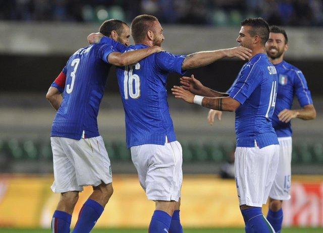 Selección italiana de fútbol