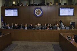 La reunión extraordinaria del Consejo Permanente de la OEA sobre Venezuela concluye sin acuerdos