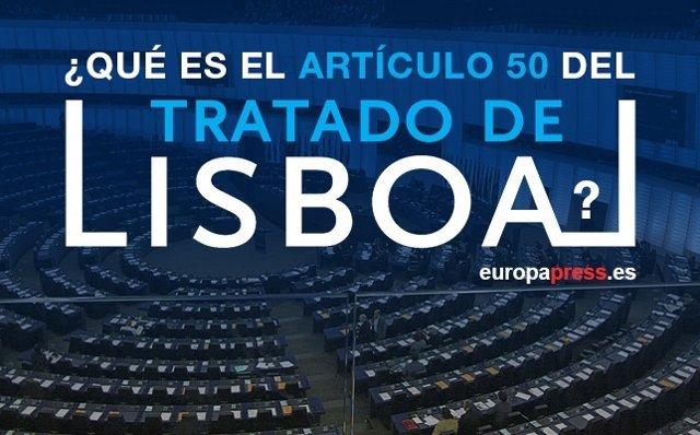 Qué es el artículo 50 del Tratado de Lisboa
