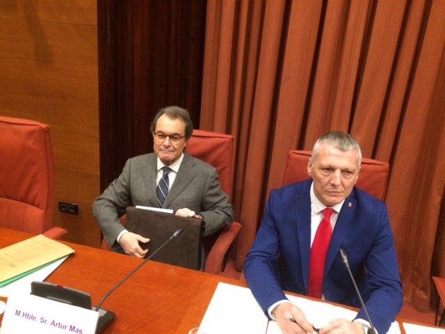 El expte.Artur Mas y Jean Castel (Cs)