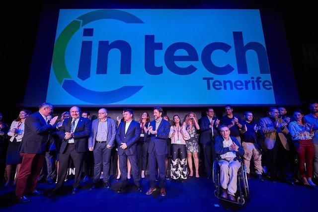 Presentación de 'INTech'