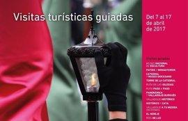 Abierta la inscripción para las 53 visitas guiadas de Turismo de Valladolid entre el 7 y el 17 de abril