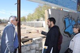 """Rojas (IU) pide una campaña de inspecciones en los solares privados para evitar """"problemas de salubridad"""""""