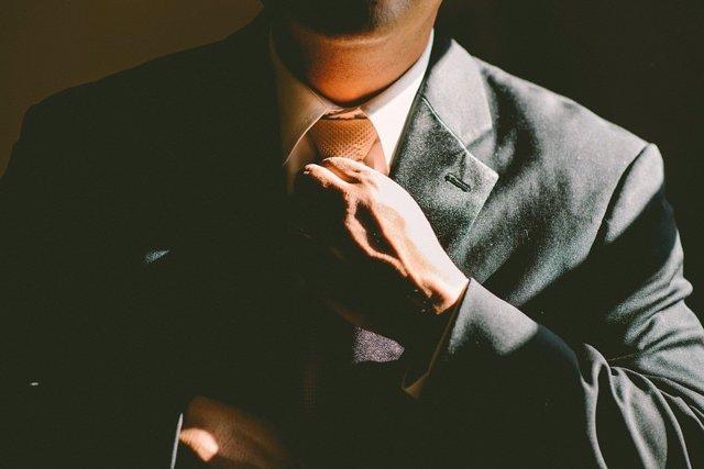 Trabajador, empleado, entrevista de trabajo