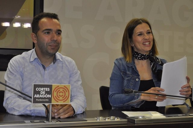 Jesús Guerrero y María Herrero