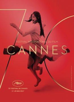 Claudia Cardinale protagoniza el cartel de Cannes