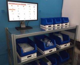 Vodafone y Cogesa presentan en Sevilla un dispositivo pionero para gestionar material sanitario con tecnología NB-IoT