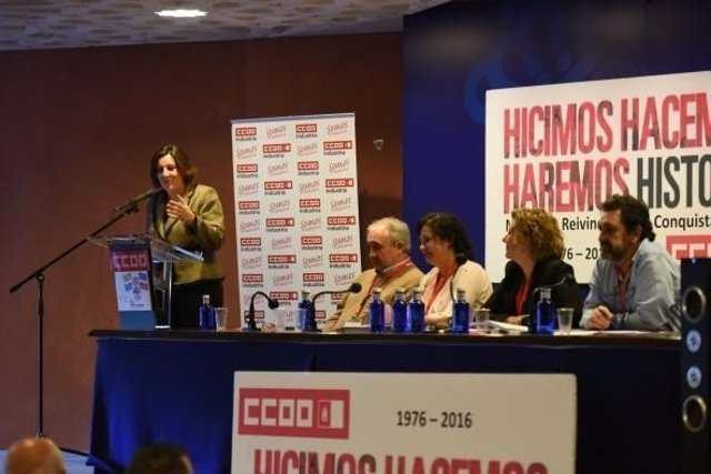 Consejera de Economía, Patricia Franco