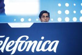 Telefónica será 'socio' tecnológico del Real Madrid de fútbol y baloncesto las próximas dos temporadas