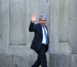 """Homs se despide de diputado ratificando su apuesta por el referéndum: """"Condenado, pero feliz"""""""