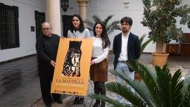 El Carpio (Córdoba) profundizará en el uso y la fabricación de la mantilla en su II muestra nacional