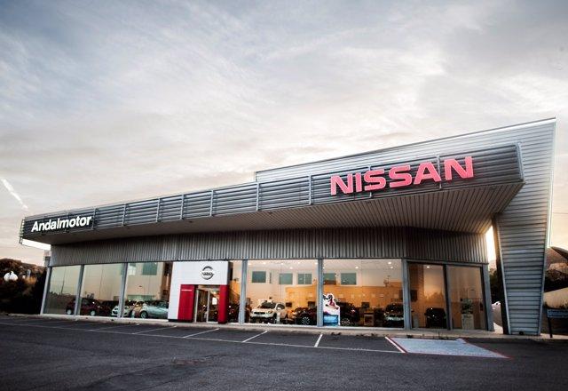 Nuevo concesionario de Nissan