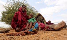 Más de 3.000 personas huyen cada día de sus hogares en Somalia por la sequía