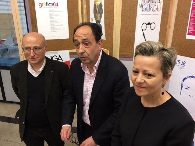 Soria: Castro (I), López y Pacho