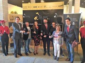 La Junta destaca la consolidación del Tío Pepe Festival como reclamo de turismo cultural y enogastronómico