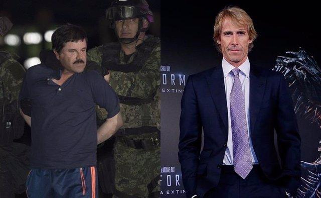 Michael Bay y El Chapo Guzman