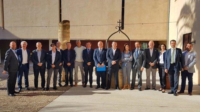 Jaume Monserrat es reelegido presidente de Turistec
