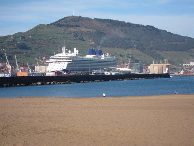 Nueva Terminal Del Puerto De Bilbao