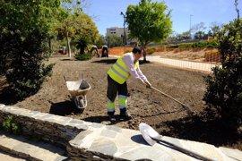 El Ayuntamiento de Málaga aborda con expertos de la UMA las mejoras de la Laguna de La Barrera