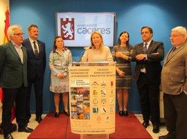 Las Ciudades Patrimonio de la Humanidad y los colegios de aparejadores firman un convenio de colaboración