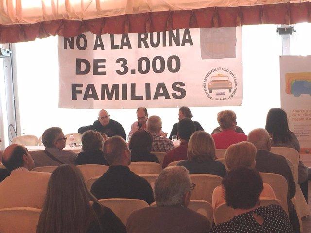 Asamblea de la Agrupación de Autotaxis de Baleares