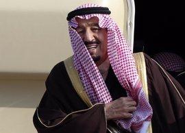 El rey de Arabia Saudí aboga por un acuerdo político para poner fin a la guerra en Siria
