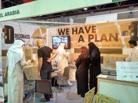 Extenda apoya a las firmas andaluzas de materiales de construcción en Big 5 Saudí