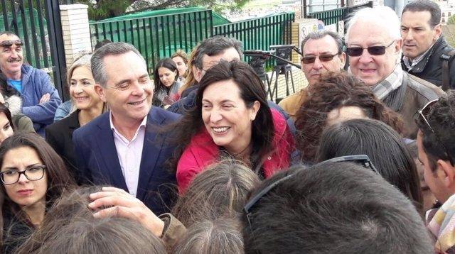 Juan Bueno, hoy junto a Loles López