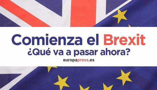 Comienza el Brexit, ¿y ahora qué?